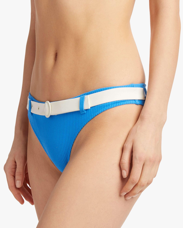 Solid & Striped The Rachel Belted Bikini Bottom 1