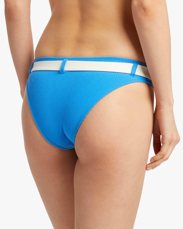Solid & Striped The Rachel Belted Bikini Bottom 2