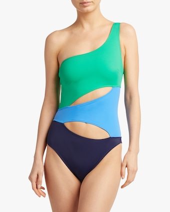 The Louise One-Piece Swimsuit