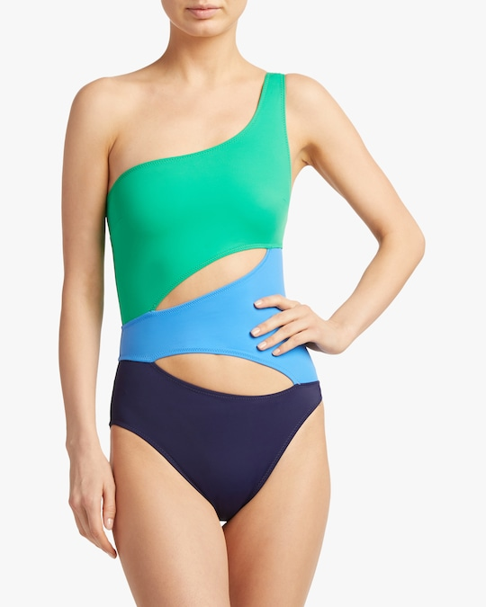 Solid & Striped The Louise One-Piece Swimsuit 1
