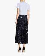 Christopher Kane Star Pleated Skirt 3
