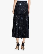 Christopher Kane Star Pleated Skirt 4