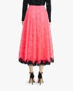 Christopher Kane Neon Lace Skirt 3