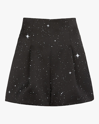 Star Satin Shorts