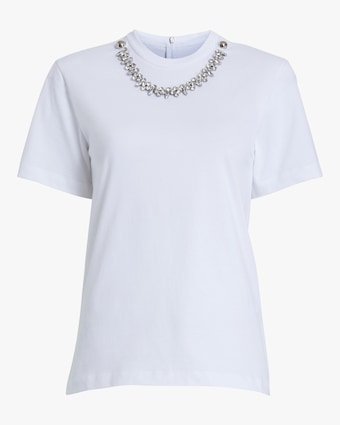 Crystal-Necklace T-Shirt
