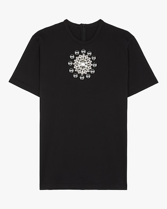Crystal-Brooch T-Shirt