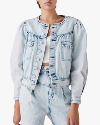 Bradlee Denim Jacket