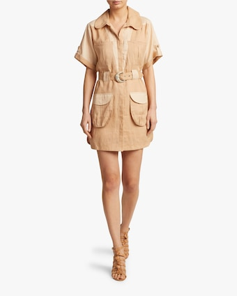 Steele Dusty Shirt Dress 2