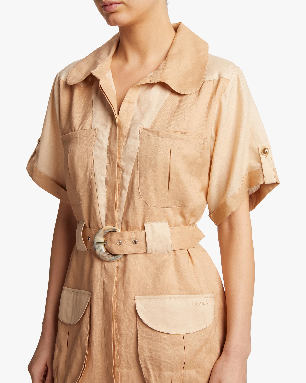 Steele Dusty Shirt Dress 3