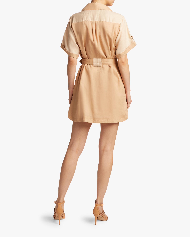 Steele Dusty Shirt Dress 2