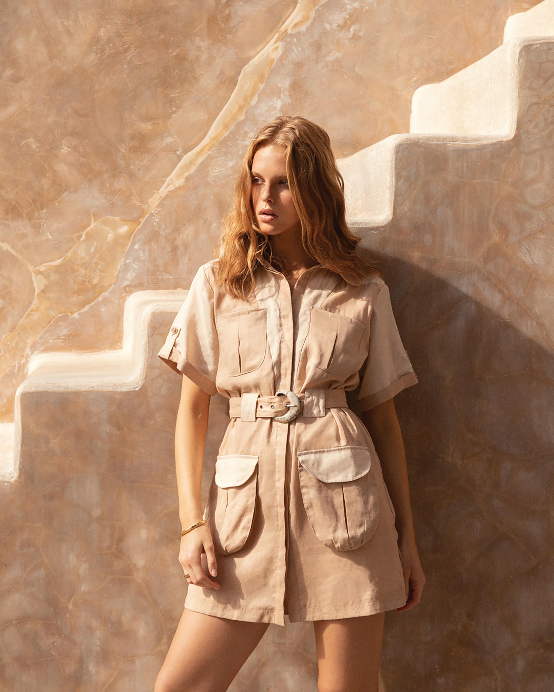 Steele Dusty Shirt Dress 5
