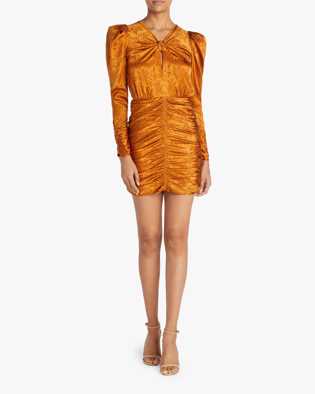 Ronny Kobo Flora Mini Dress 2