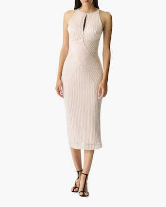 Rachel Gilbert Ainsley Midi Dress 2