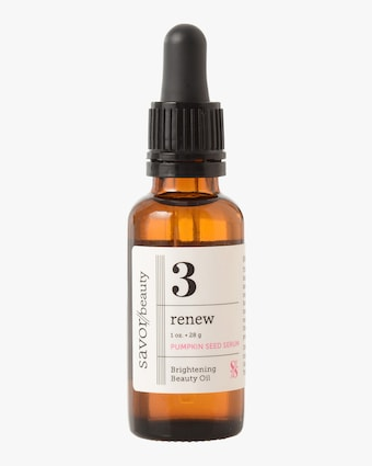 Savor Beauty Renew Pumpkin Serum 1oz 2