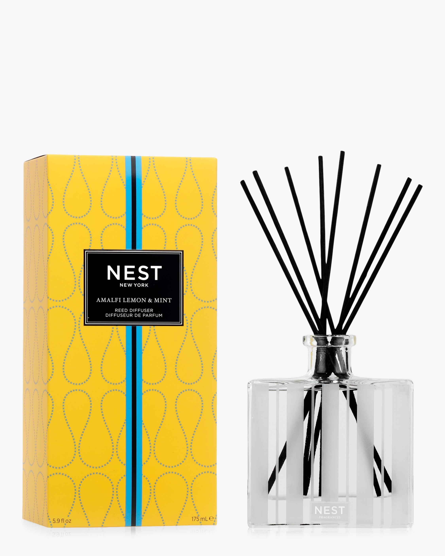 Nest Fragrances Amalfi Lemon & Mint Reed Diffuser 175ml 0