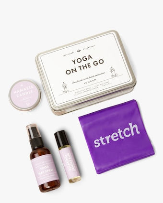 Yoga on the Go Kit