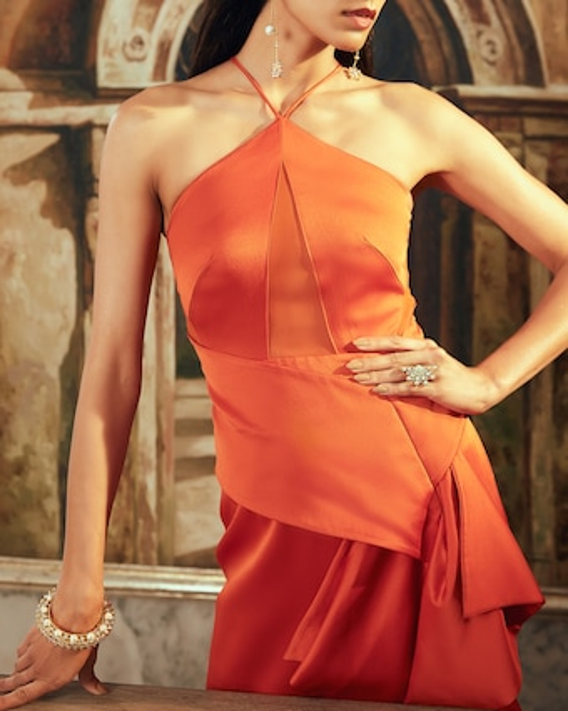 Modern Maharani Jackie Bangle Bracelet