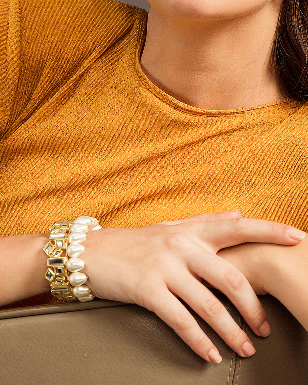 Mandala Cuff Bracelet