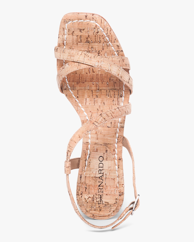 Bernardo Charlotte Cork Sandal 2