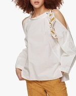 Dorothee Schumacher Papertouch Ease Blouse 1