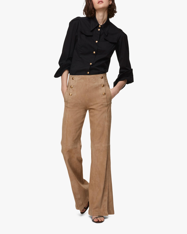 Dorothee Schumacher Velour Softness Pants 1