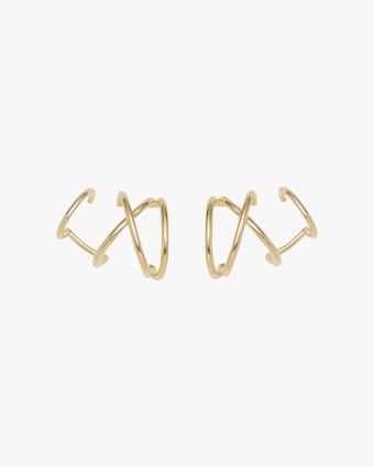 Lady Grey X Ear Cuffs 1