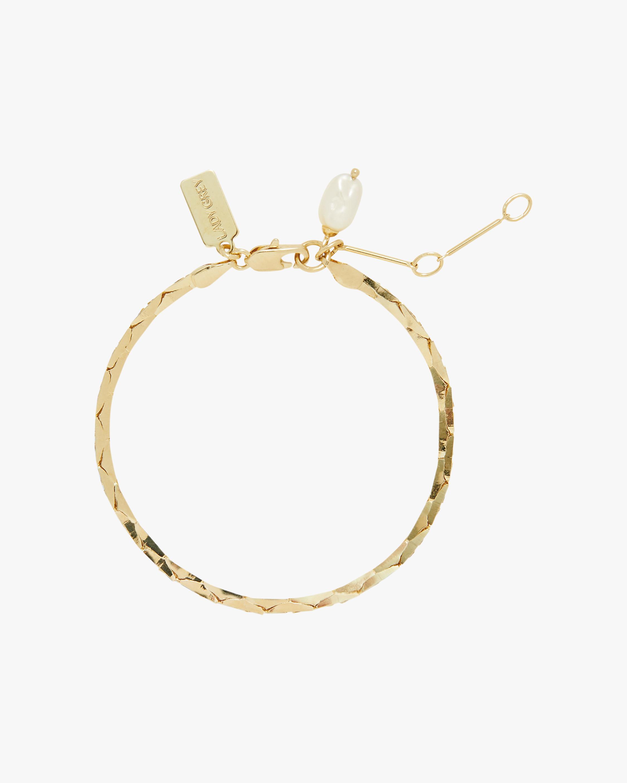 Pearl Cobra Bracelet