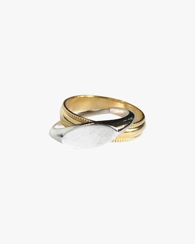 Small Perennial Ring
