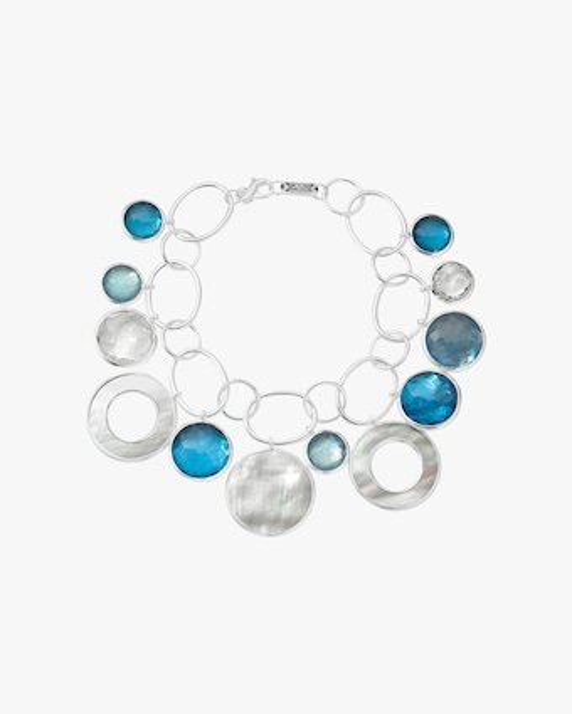 Ippolita Wonderland Chain-Link Bracelet 2