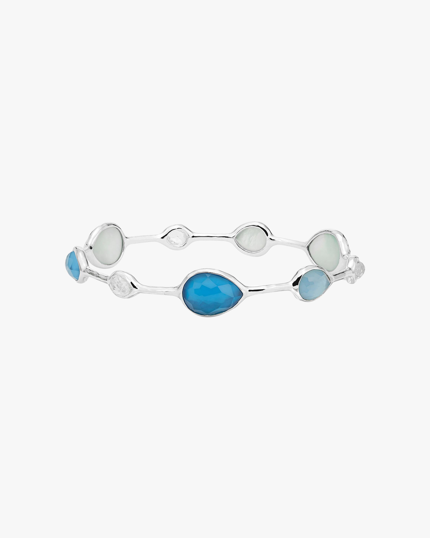 Ippolita Wonderland Teardrop Bangle Bracelet 2