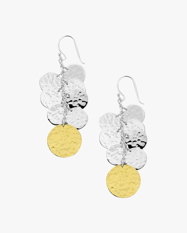 Ippolita Chimera Classico Hammered Drop Earrings 2