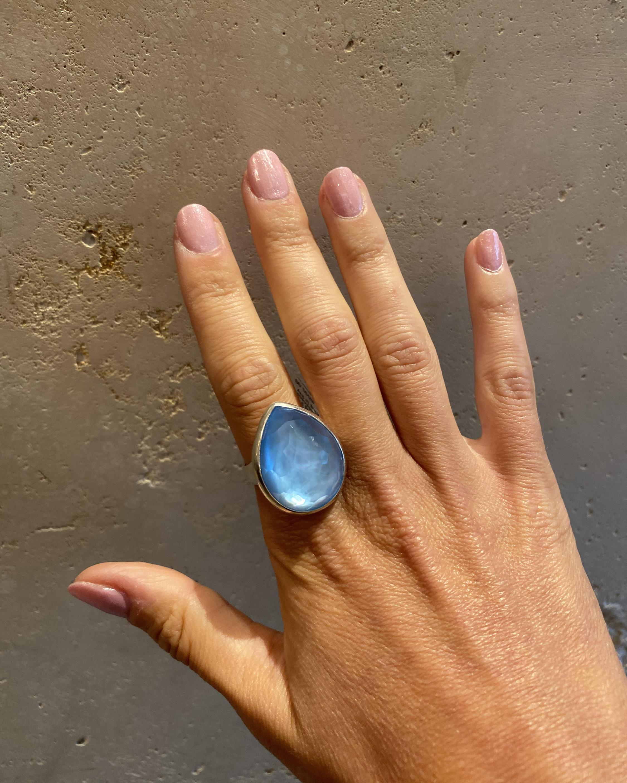 Ippolita Wonderland Teardrop Ring 1