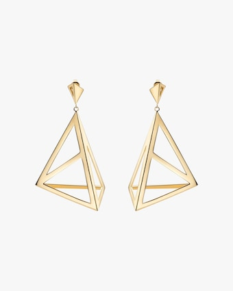 Apex Drop Earrings