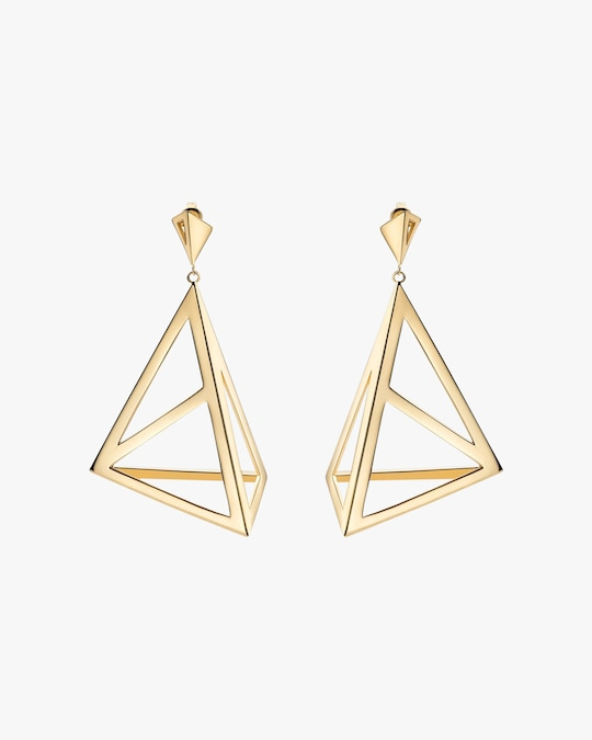 Miansai Apex Drop Earrings 0