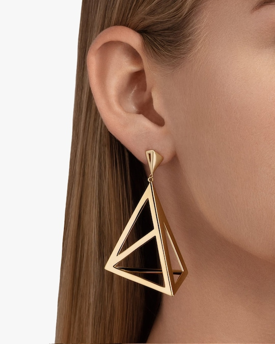Miansai Apex Drop Earrings 1