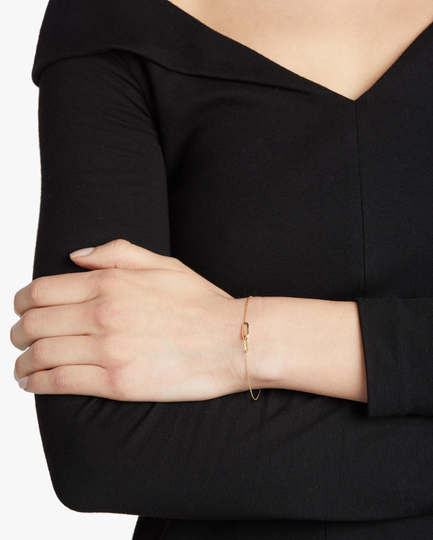 Lizzie Mandler Linked Bracelet 2