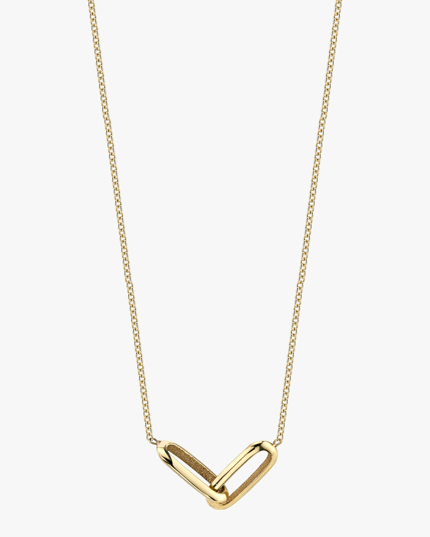Lizzie Mandler Linked Pendant Necklace 2