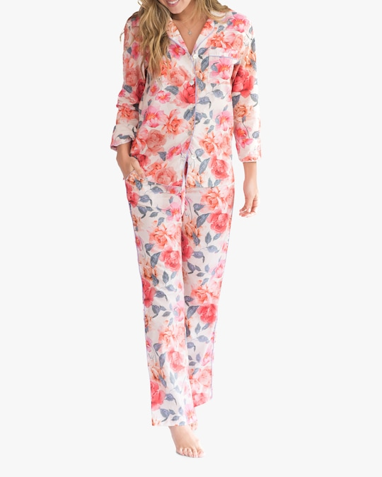 The Lazy Poet Emma Pajama Top & Pants 0
