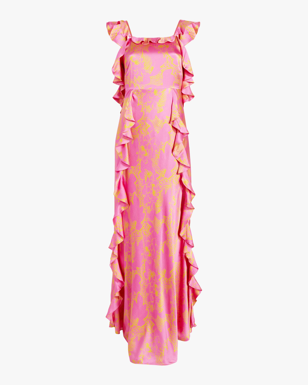 Tanya Taylor Haven Maxi Dress 1
