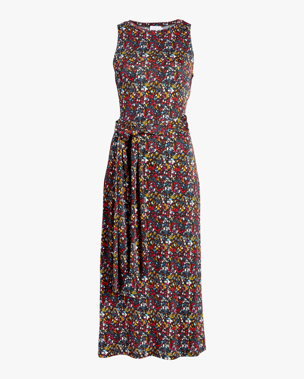 Tanya Taylor Octavia Maxi Dress 0