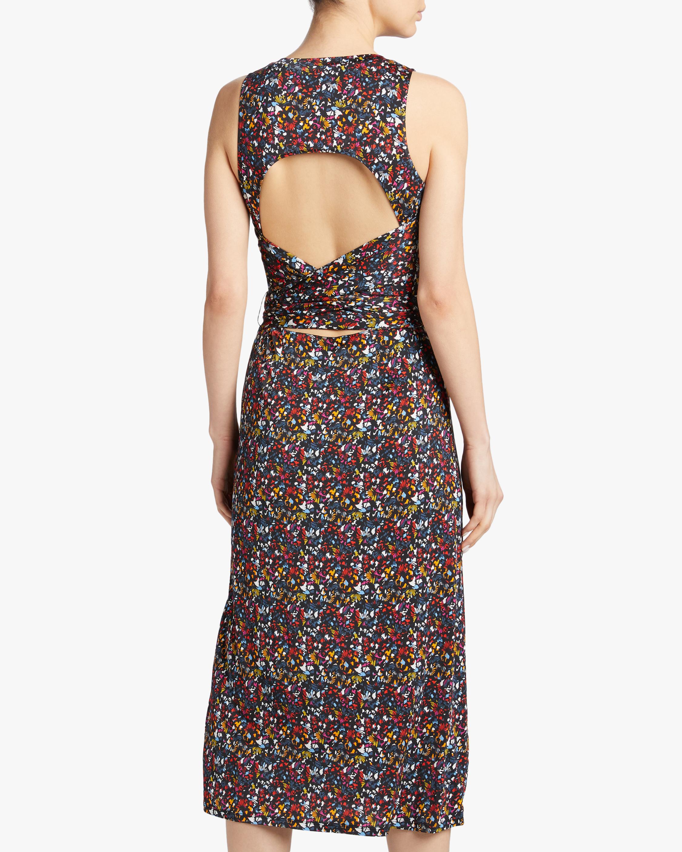 Tanya Taylor Octavia Maxi Dress 3