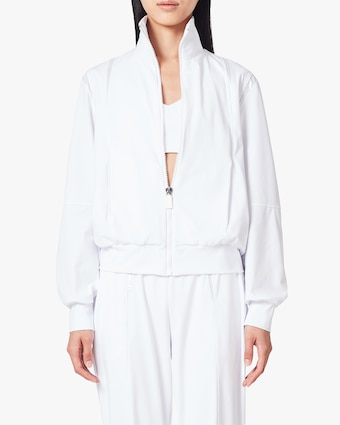 Purity Zip-Up Top