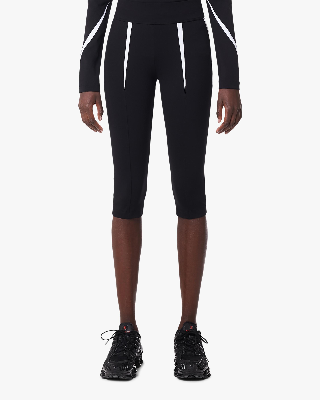 NO KA'OI Purity Cut Out Biker Shorts 0