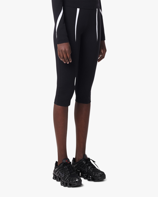 NO KA'OI Purity Cut Out Biker Shorts 1
