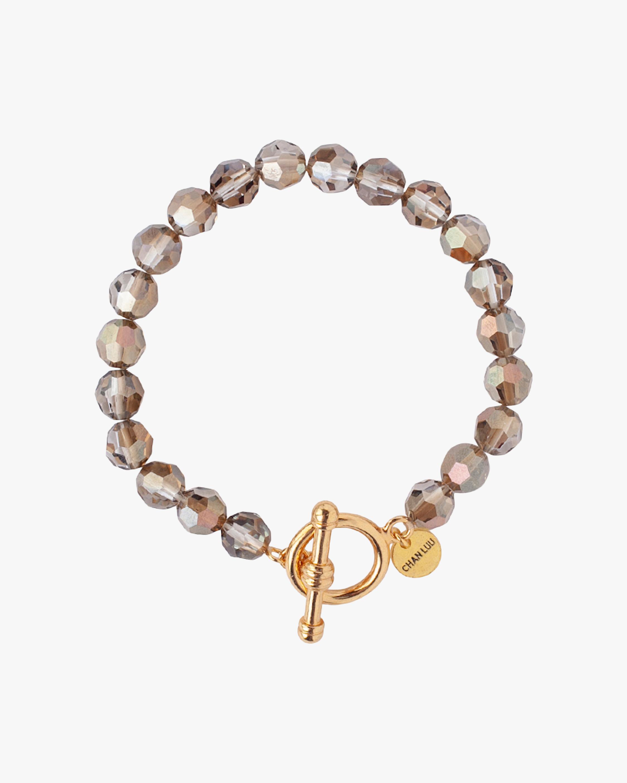 Toggle Beaded Bracelet