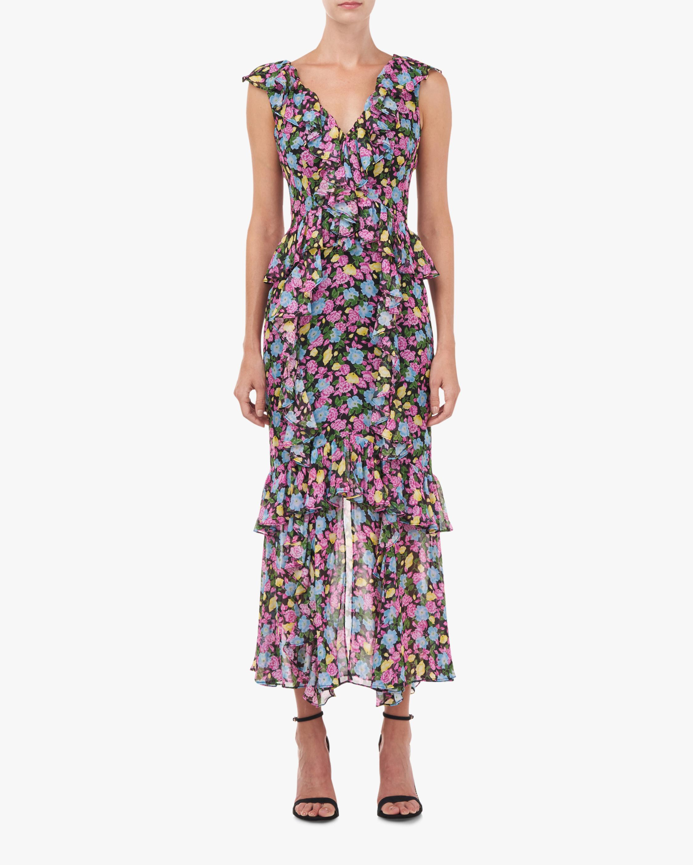 Amur Evita Midi Dress 1