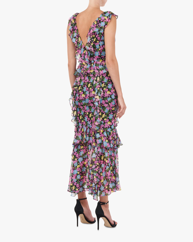 Amur Evita Midi Dress 2