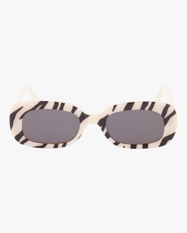 El Tigre Rectangle Sunglasses
