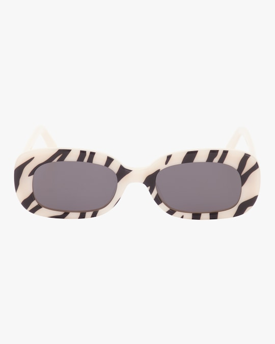 Velvet Canyon El Tigre Rectangle Sunglasses 0