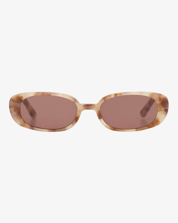 Velvetines Rectangle Sunglasses